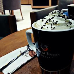 freetoedit coffeetime photo