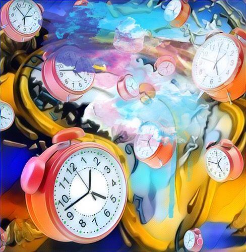 #clocks #interesting #salvadordali #surrealism #experiment