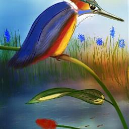 wdpprimarycolors digitaldrawing mydrawing digitalart bird