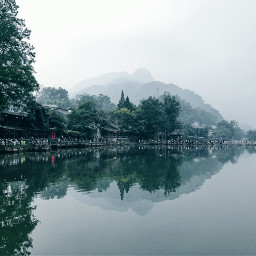 nature photography travel chinesestyle ancienttown