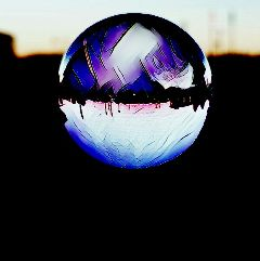 magic filter fun cool sphere