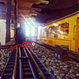 railway station death train human