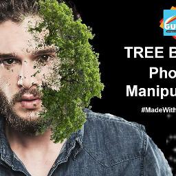 tree beard treebeard picsartguru madewithpicsart