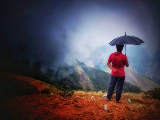 freetoedit meesapulimala nature people mountains