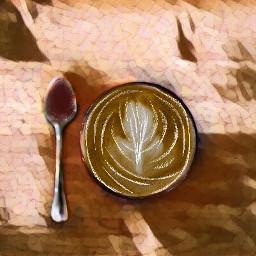 freetoedit tapandhold coffie swirls white