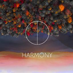FreeToEdit harmony colorsplash sunset invert