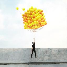 madewithpicsart minimal minimalist minimalism balloon