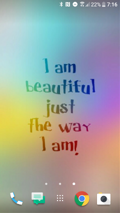 screenshot wallpaper freetoedit affirmation