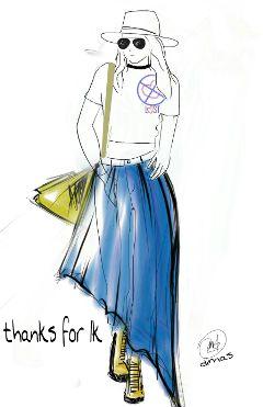 freetoedit cliparts fashionwoman clone text
