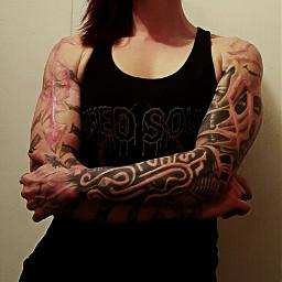 freetoedit inkedsoulztattooclub edennoelle tattoos alternativemodel