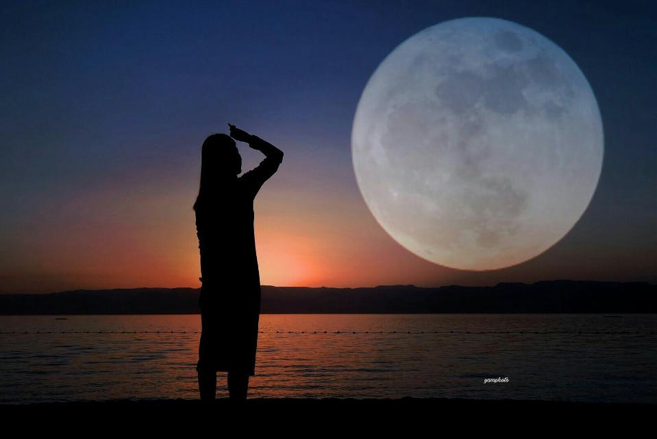 #super super moon