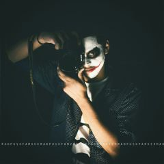 photography india horror joker scary