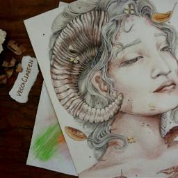 artist creative original girl interesting