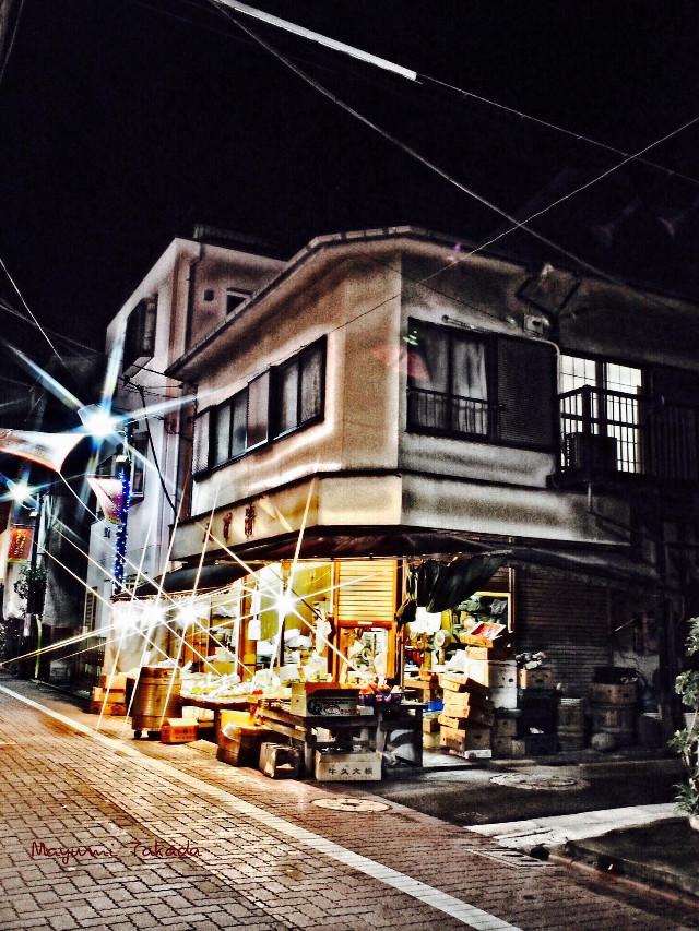 #FreeToEdit #art #japan #night @mayumitakada3781